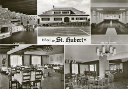 (36)  CPSM Mormont Hotel St Hubert (Ajoie) Freres Gschwind  (Bon Etat) - JU Jura