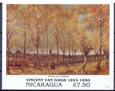 NICARAGUA  (AME 257) - Nicaragua