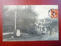 SAINT-MARCEL  (Eure)  :  L'intérieur Du Pays  -  Belle Animation    1908    - Francia