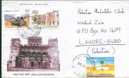 D180- Posted From India To Pakistan - India