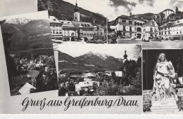 Autriche - Gruss Aus Greifenburg Drau - Spittal An Der Drau