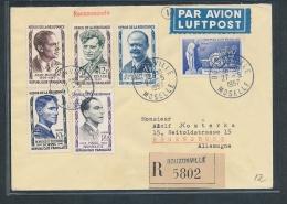 Frankreich - Sammler Beleg  ...( T2628 ) Siehe Scan - Covers & Documents