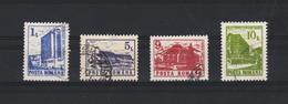 1991  HOTELS ET AUBERGES ( 1 ) MI No 4667-4670 - 1948-.... Republics