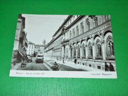 Cartolina Milano ( Inizio Secolo  XX ) - Ospedale Maggiore - Milano