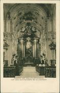 AK Ellwangen Jagst, Inneres Der Wallfahrtskirche Auf Dem Schönenberg, Ca. 1920er Jahre (18401) - Ellwangen