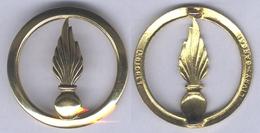 Insigne De Béret De Cadre Spécial - Armée De Terre