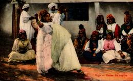 Algérie - Danse Du Ventre - Women