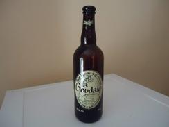 Bouteille Sérigraphiée - De ? - Bière Blonde à L'ancienne - LA GOUDALE - 0.75 L - Vide - - Beer