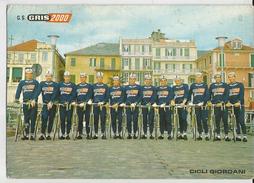 SQUADRA CICLISTICA G.S. GRIS 2000-GIORDANI  -FG - Cycling