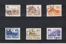 1991 - Hotels Et Auberges III  Mi No 4710/4715 Et Y&T No 3971/3976 - 1948-.... Republics