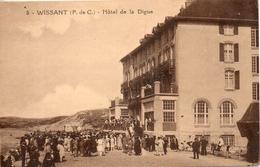 62. Wissant. Hotel De La Digue - Wissant