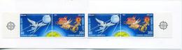 Europa CEPT Grèce 1991 Y&T N°1765 à 1766 - Michel N°MH14 *** - Carnet - 1991