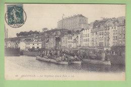 GRANVILLE : Les Torpilleurs Dans Le Port. 2 Scans. Edition LL - Granville