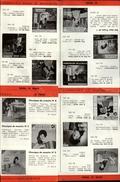 CELEBRITES - YVETTE HORNER - Dépliant Publicitaire - Programmes