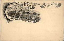 15 - VIC-SUR-CERE - Casino - Dessin - France