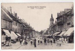 70  LURE   La Garende Rue - Lure