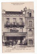 70  LURE   Hôtel De La Pomme D'or - Lure