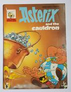 LIVRE - B.D. - ASTERIX AND THE CAULDRON - GOSCINNY AND UDERZO - KNIGHT BOOK - 1986 - Vertaalde Stripverhalen