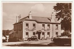 Lelant Hotel, Lelant, Cornwall, 1950 - Valentine's RP Postcard - Other