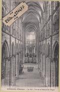 80 Amiens - Cpa / La Cathédrale - La Nef - Vue De La Tribune De L'Orgue. - Amiens