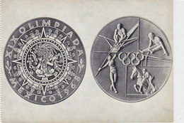 Mexico - Olympia 1968         (A-43-150113) - Olympische Spiele