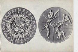 Mexico - Olympia 1968         (A-43-150113) - Giochi Olimpici