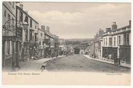 Coinage Hall Street, Helston, Cornwall, C.1905 - Valentine's Postcard - Other