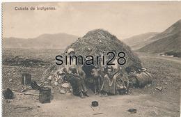 CAP VERT - CUBATA DE INDIGENAS (CP DE CARNET) - Cap Vert