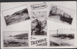 Cornwall Postcard - Greetings From Trevone   DC248 - Andere