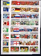 Guinea.2016 UEFA Cup.Soccer.Football.Fussball.24 KLB.2 Scans.MNH** - UEFA European Championship