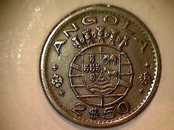 Angola 2,50 Escudos 1968 - Angola