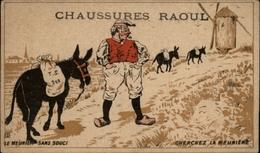 CHROMOS - Pub Pour Chaussures RAOUL à Toulouse - Moulin à Vent - Meunier - Autres