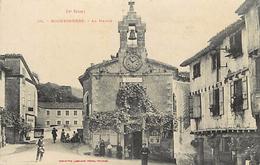 """- Dpts Div.-ref- PP885 - Tarn - Roquecourbe - La Mairie - Publicite """" Le Chat """" - Publicites - Carte Bon Etat - - Roquecourbe"""