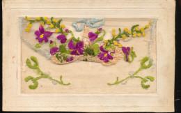 Brodees -- Fleurs -- - Brodées