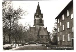 Deutschland - Berlin Lankwitz - Dreifaltigkeitskirche - Alte Ansicht - Lankwitz