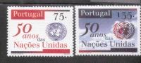 2076 - 2077 UNO Postfrisch MNH ** - 1910-... República