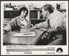 Meryl Streep & Jeff Daniels, Heartburn - UK Press Photo, 1986 - Photographs