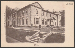 Glynn, Bodmin, Cornwall, C.1905 - Wrench Postcard - Other