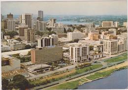 Afrique,ouest,francophone,cote D'ivoire,abidjan,hotel,NOVOTEL,AKAI,VUE AERIENNE - Côte-d'Ivoire