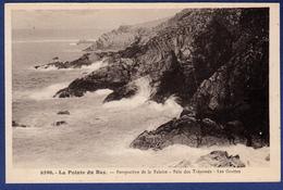 29 CLEDEN-CAP-SIZUN Perspective De La Falaise, La Baie Des Trépassés, Les Grottes - Cléden-Cap-Sizun
