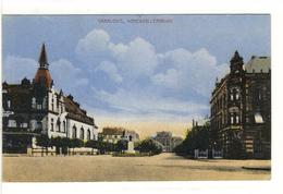 Carte Postale Ancienne  Saarlouis - Hohenzollernring - Germany