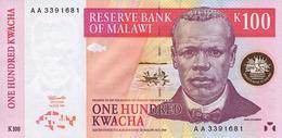 Malawi 100 Kwacha 1997  Pick 40 UNC - Malawi