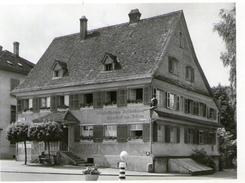 (36)  CPSM Baren Kreuzlingen  Alkoholfreies Gasthaus U Restaurant    (Bon Etat) - TG Thurgovie