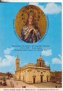 225-Marcofilia-Tema:-Religione-Bollo Speciale:X Ann. Collocazione Statua Maria SS:Immacolata-Fiumefreddo Di Sicilia-1987 - 1981-90: Storia Postale