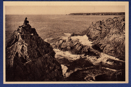 29 CLEDEN-CAP-SIZUN Baie Des Trépassés Et Pointe Du Van - Animée - Cléden-Cap-Sizun