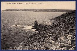 29 CLEDEN-CAP-SIZUN La Baie Des Trépassés, Le Menhir - Animé - Cléden-Cap-Sizun