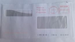 389- BANCA POPOLARE PUGLIESE  -  18/4/12 - Affrancature Meccaniche Rosse (EMA)