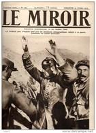 Journal LE MIROIR (1914/1918) N°100 DU  24/10/1915 CERTAINS PRISONNIERS AYANT TIRE SUR NOS SOLDATS TOUS SONT FOUILLES - Newspapers