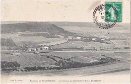 54. Environs De VAUDEMONT. Le Château De Fanoncourt Et Eulmont - Autres Communes