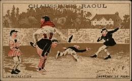 CHROMOS - Pub Pour Chaussures RAOUL à Toulouse - Objet à Chercher - Autres